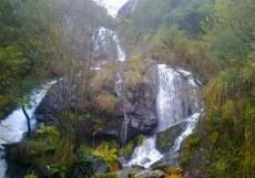 Cascada de Sampayo